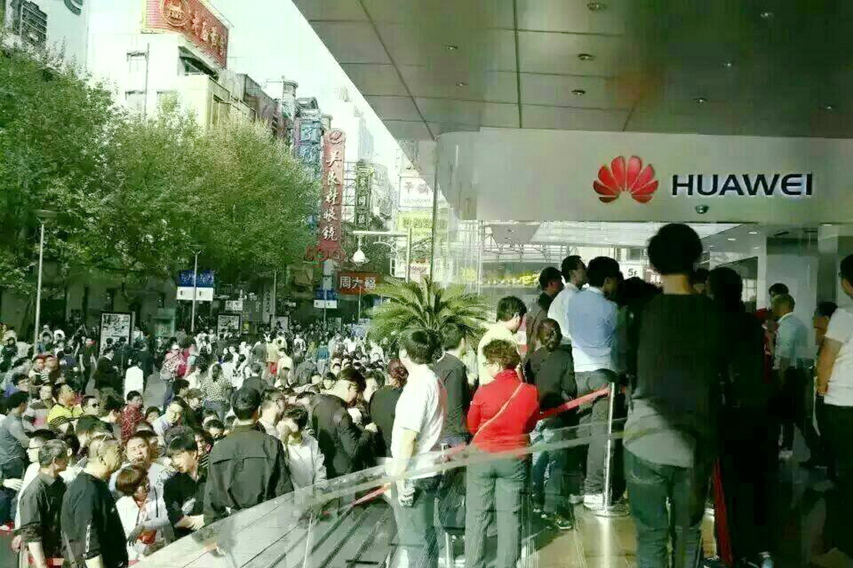 Huawei-P8-in-china