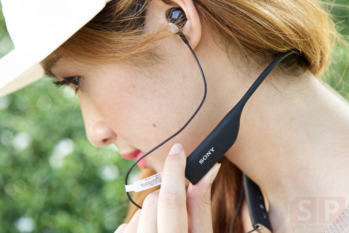 [Gadget] รีวิวหูฟัง Sony SBH70 หูฟังบลูทูธ กันน้ำ พร้อม NFC ในราคา 2,990 บาท