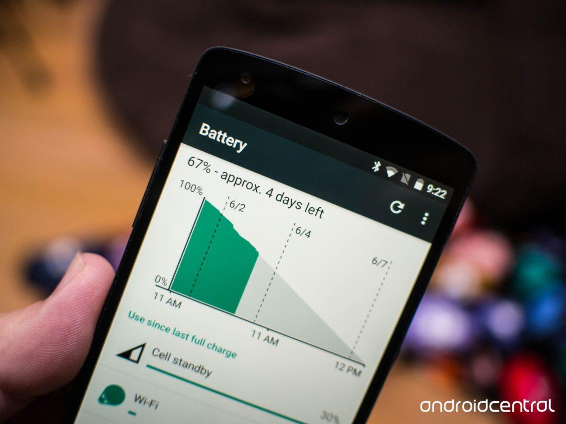 พิสูจน์แล้ว!!! Doze ฟังก์ชั่นประหยัดแบตใน Android M ได้ผลบน Nexus 5 จริงๆ นะ