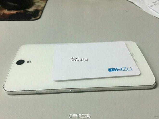 [ภาพหลุด] Meizu MX5 Pro มาพร้อมหน้าจอ 6 นิ้ว