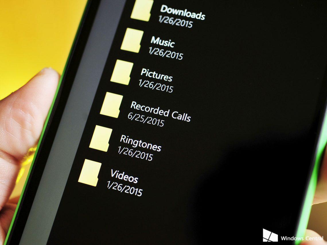 ในที่สุด Windows 10 (ในมือถือ) ก็จะมีบันทึกการสนทนาติดมาในตัวแล้ว !!