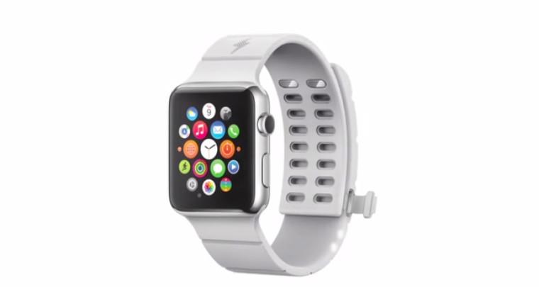 คลอดแล้ว!!! Reserve Strap สายรัดเพิ่มพลังให้ Apple Watch ขึ้นอีก 30 ชม.