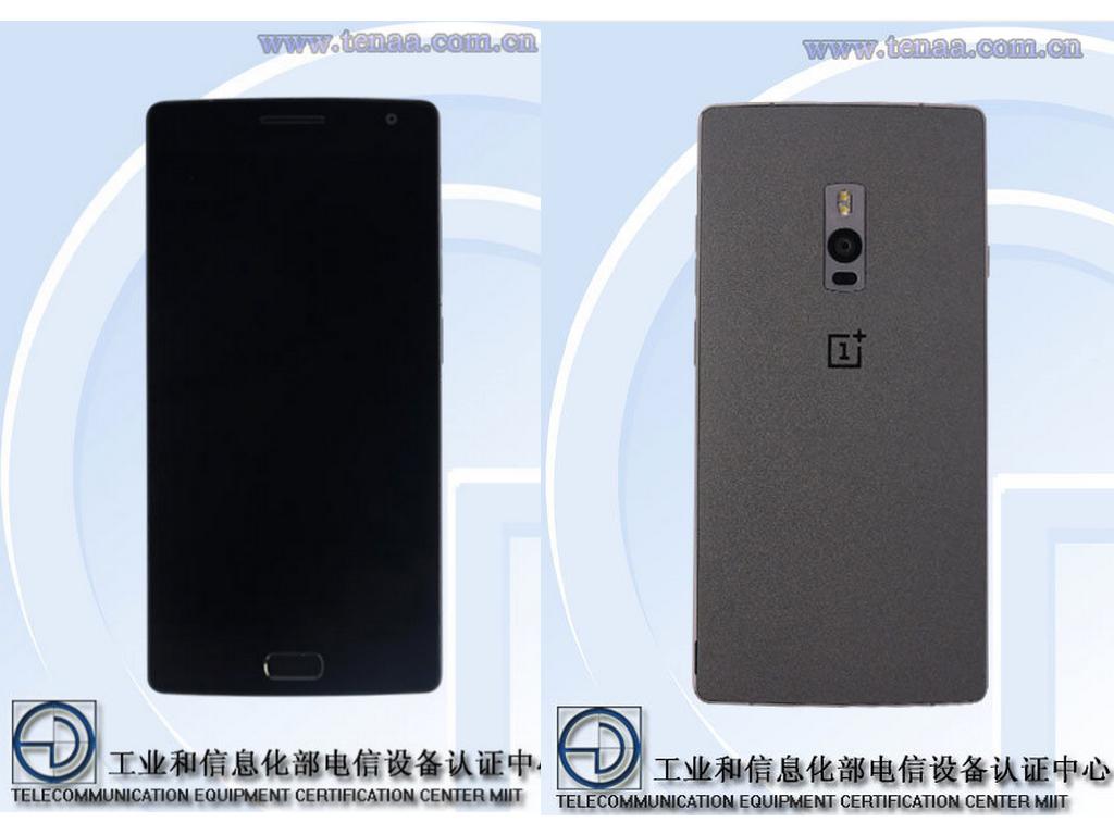 ภาพมือถือที่ได้ชื่อว่า Flagship Killer อย่าง OnePlus 2 ถูก TENAA เอามาโพสให้ได้ชมกันแล้ว!
