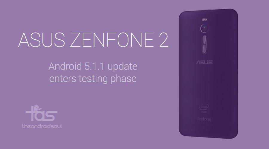 Asus-Zenfone-2-Android-5.1-Update-Release