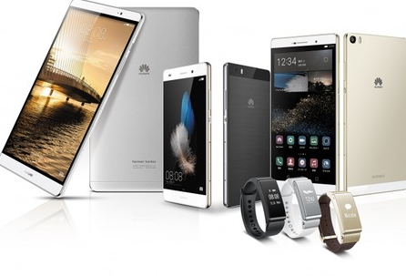 Huawei P8 and TalkBand B2_02