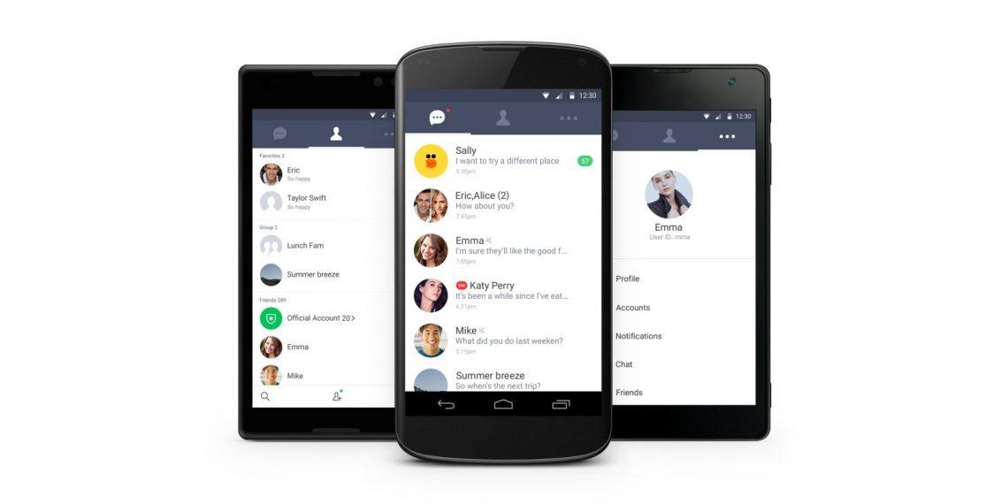 Line Lite แชทแบบเบาๆ เวอร์ชั่นลดขนาดของ Line บน Android
