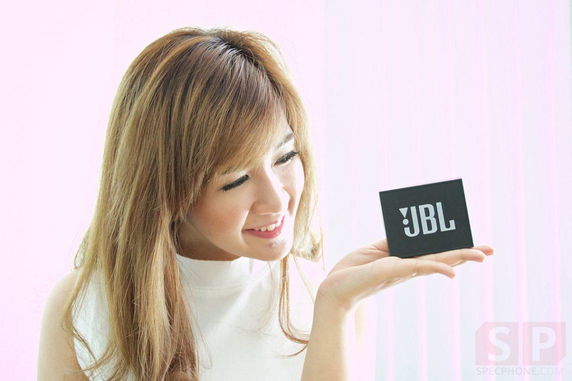 [Review] ลำโพงพกพา JBL GO ตัวจิ๋วๆ ในราคา 1,290 บาท ผ่อน 0% ได้อีก 3 เดือน !!