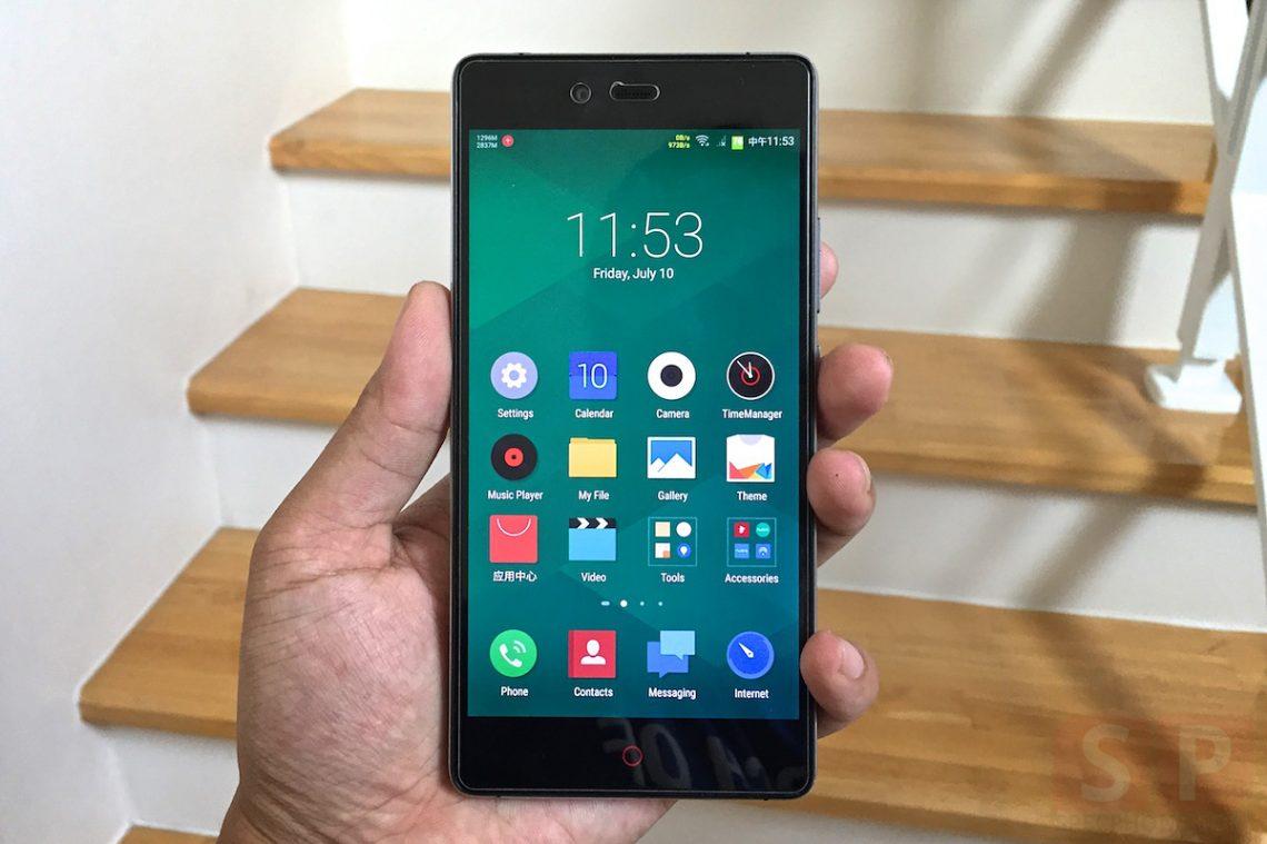 [Mini-Review] มินิรีวิว ZTE Nubia Z9 Max มือถือขุมพลังมังกรไฟ Snapdragon 810 ดีไซน์สวย วัสดุดีงาม