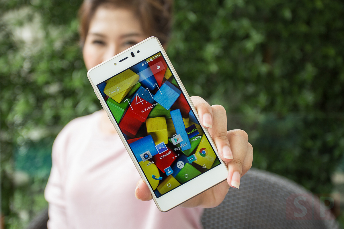 Review i mobile IQ Z SpecPhone 23