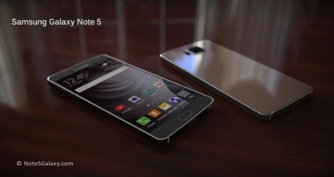 คาด Samsung Galaxy Note 5 และ Galaxy S6 edge+ จะเปิดตัวในวันที่ 12 สิงหาคมนี้