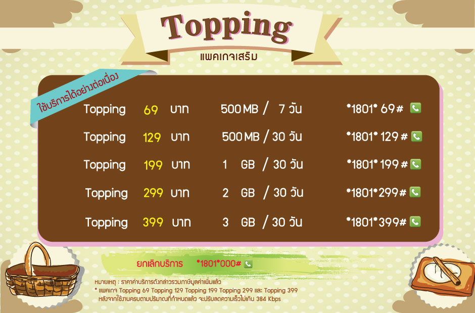 TOT-3G-Prepaid-Speed-Topping