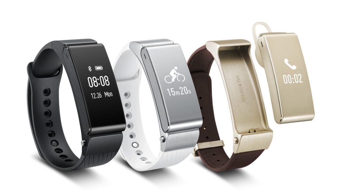 [PR] Huawei TalkBand B2 นาฬิกา และบูลทูธคู่ใจสุดอัจฉริยะ