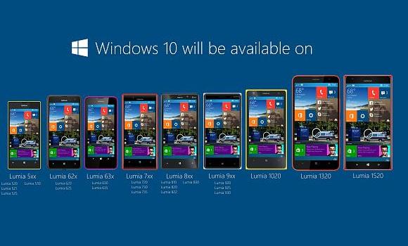 Windows 10 Mobile เผยสเปคขั้นต่ำออกมาแล้ว ปรากฎต่ำกว่าของ Windows Phone 8.1 อีก