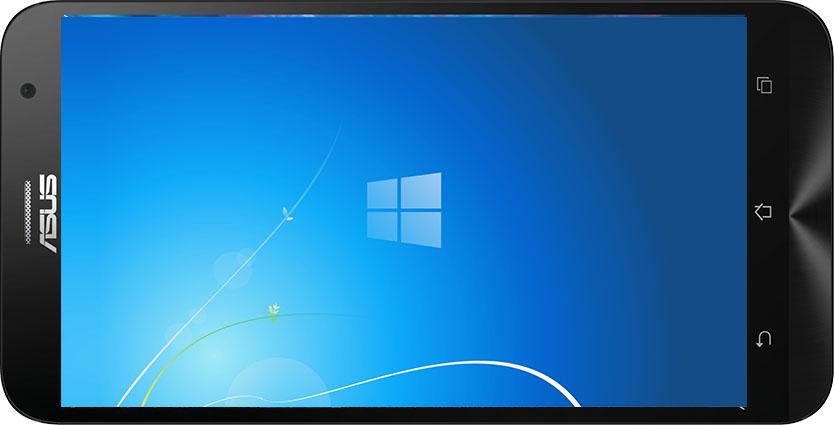 Zenfone 2 Windows 7