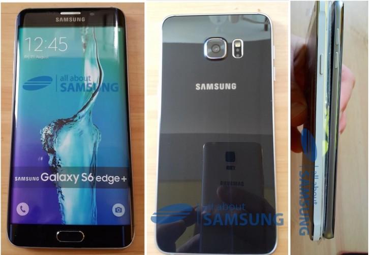 ว่อนทั่วเน็ตตัวเครื่องดัมมี่ ของ Samsung Galaxy S6 edge+ วางเทียบให้เห็นชัดๆ ปะทะ Galaxy Note 4