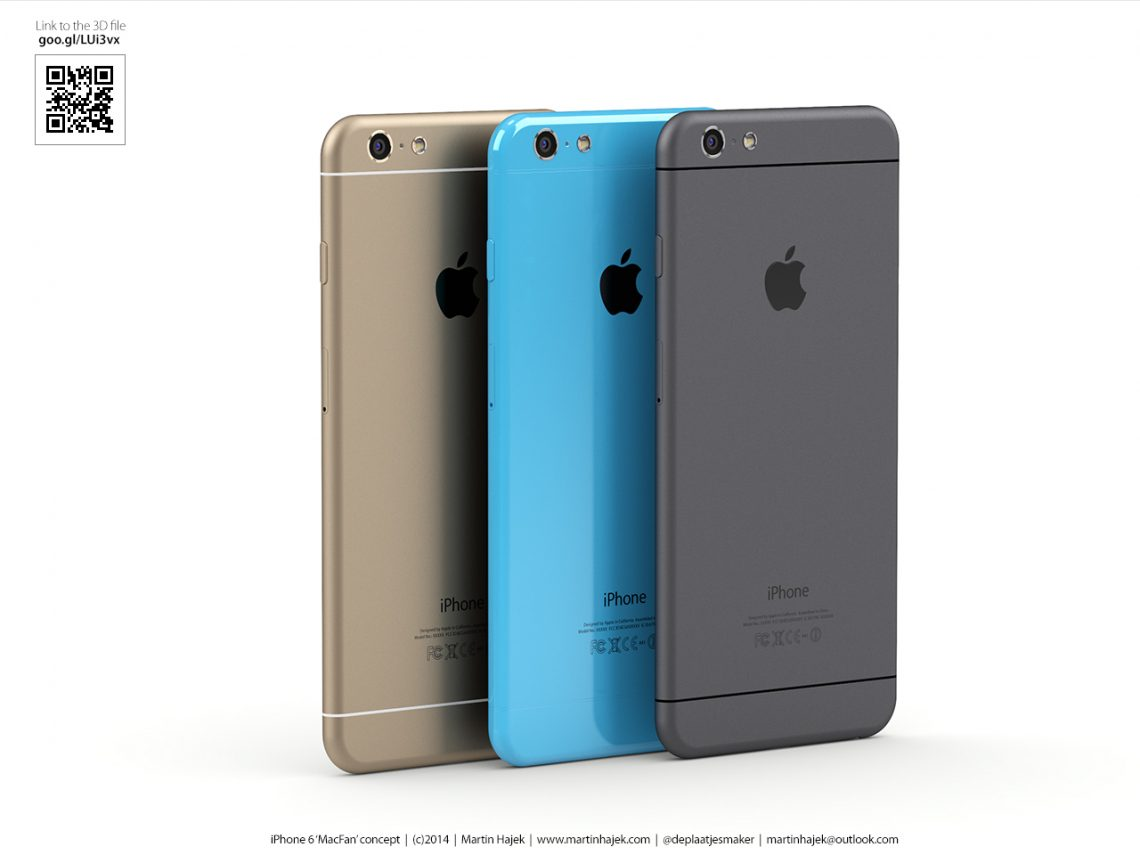 นักวิเคราะห์คาด iPhone 6c จะมาพร้อมบอดี้โลหะ เตรียมเปิดตัวต้นปีหน้า