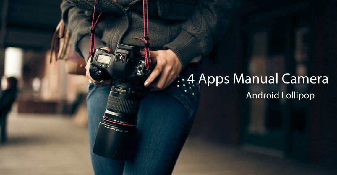 มาดู 4 แอพพลิเคชั่นสุดเจ๋ง ปรับโหมด Manual บนมือถือได้ หลากหลายอย่างกับกล้องโปร