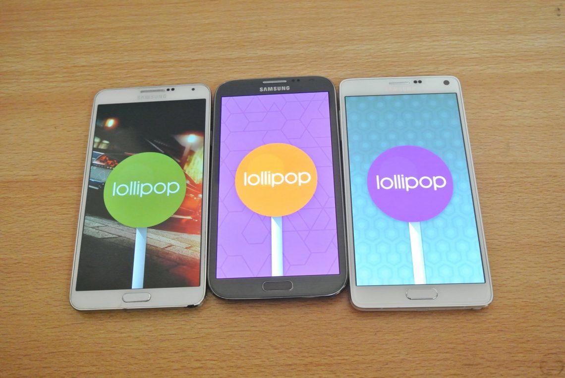 ลาก่อน Galaxy S III และ Galaxy Note II จะไม่ได้อัพ Android Lollipop ซะอย่างงั้น!