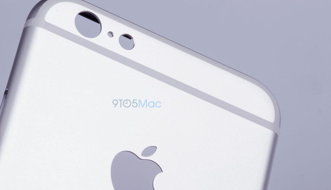 สรุปรวมข่าวลือ ข่าวหลุดกล้อง iPhone 6s : 12 ล้านพิกเซล รองรับ 4K พร้อมแฟลชกล้องหน้า