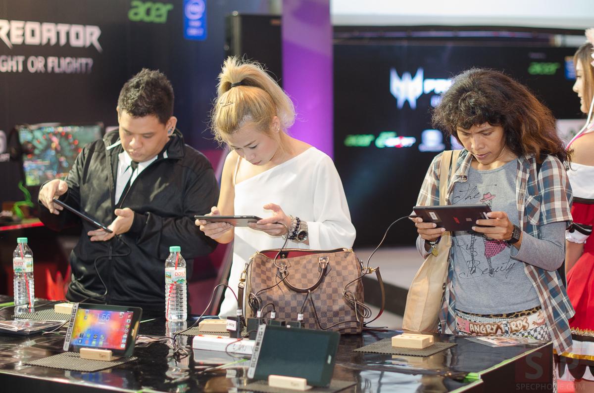 ACER Mobile GameFest-14