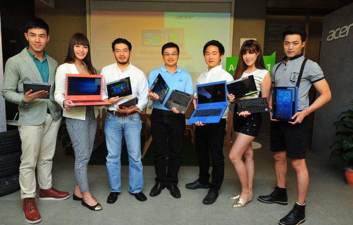 [PR] เอเซอร์มั่นใจตลาดไอทีครึ่งปีหลัง เดินหน้าเปิดตัวผลิตภัณฑ์ใหม่ เปี่ยมประสิทธิภาพกับการประมวลผลที่เหนือชั้นด้วยเทคโนโลยีจากอินเทล