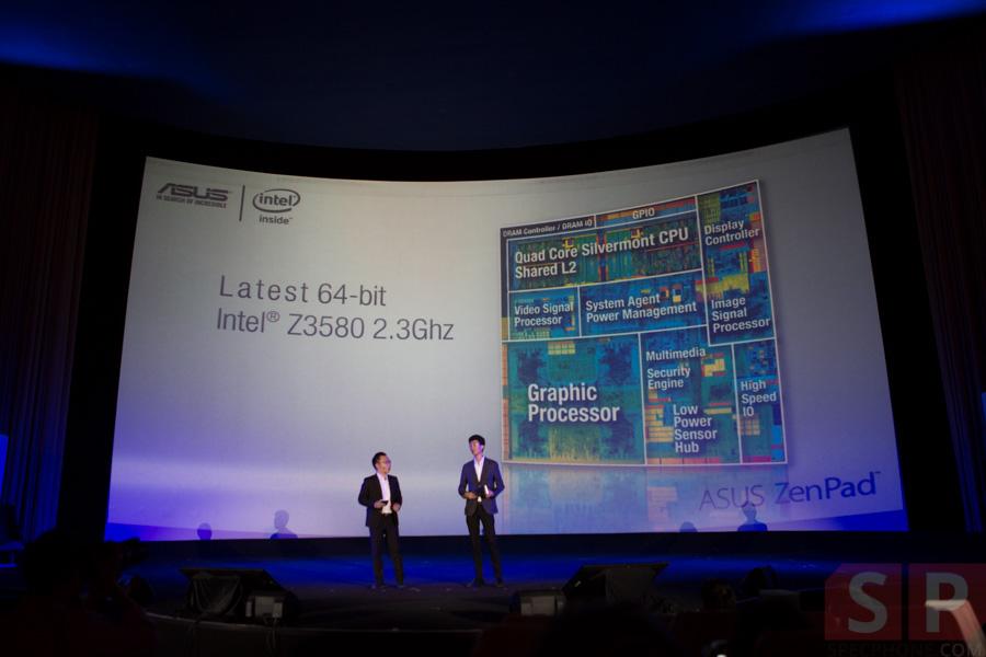 ASUS Launch ZenPad in Thailand 2015-12