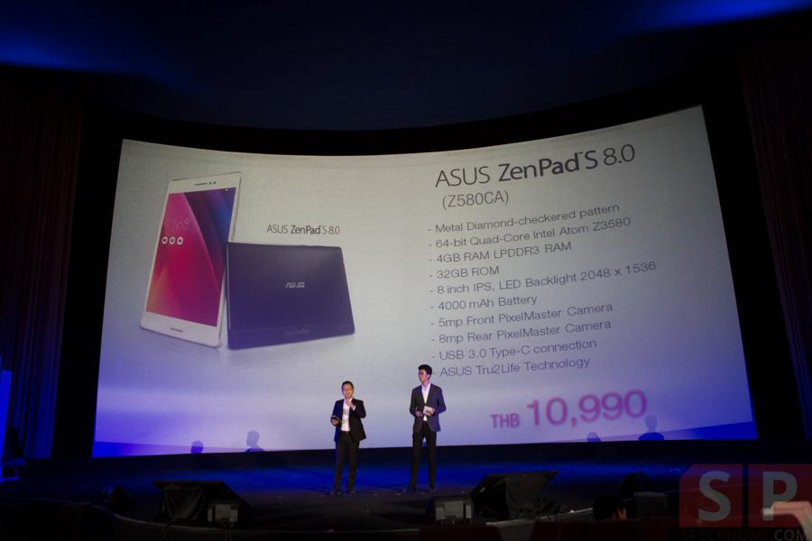 ASUS Launch ZenPad in Thailand 2015-17