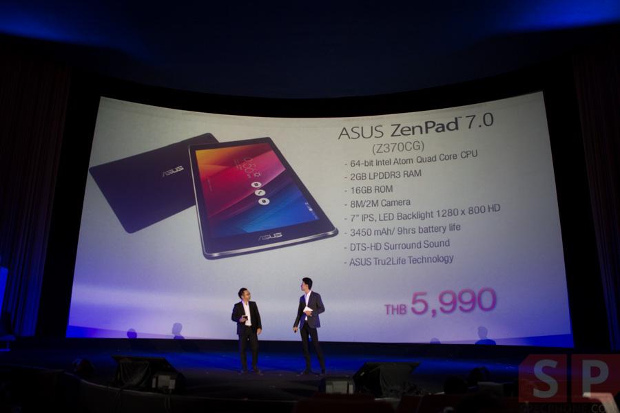 ASUS Launch ZenPad in Thailand 2015-18
