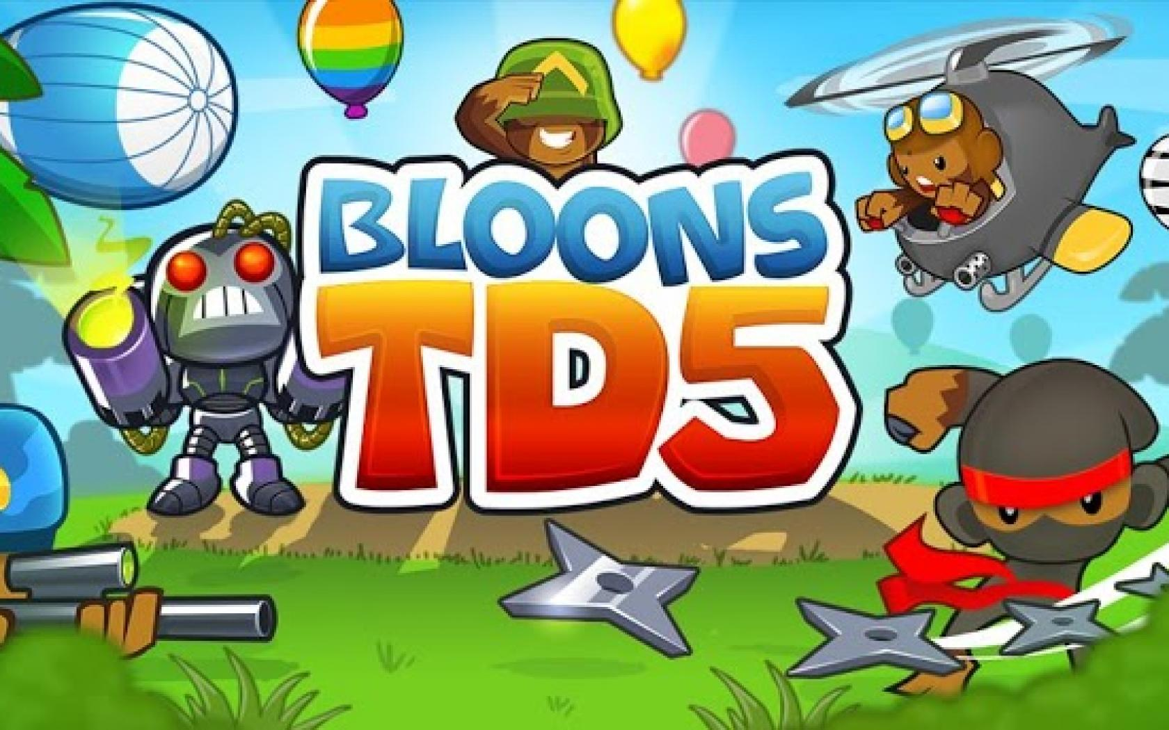Bloons TD 5 hd picture widescreen wallpaper 1680x1050 4 51242abfc115c 3541