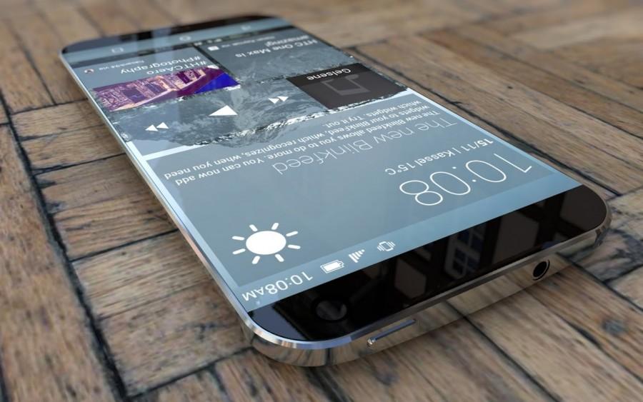 ภาพถ่ายตัวเครื่องของ HTC Aero ที่หน้าตาคล้ายกับ iPhone 6 อย่างกับฝาแฝด มาพร้อม หน่วยประมวลผล 10 คอร์