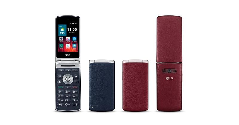 LG Wine Smart มือถือฝาพับจาก LG จะขายเพิ่มในอีก 7 ประเทศทั่วโลก แต่เสียดายไม่เข้าไทย