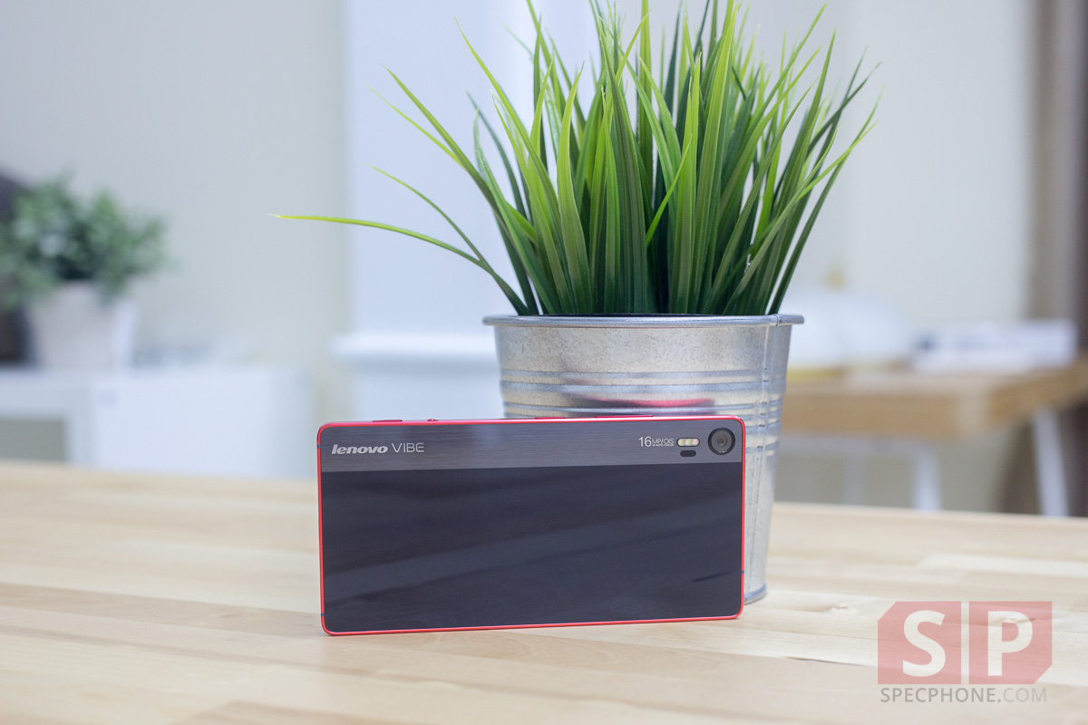 Review lenovo VIBE Shot SpecPhone 003