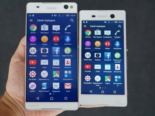 Sony-Xperia-C5-Ultra-vs-Xperia-M5