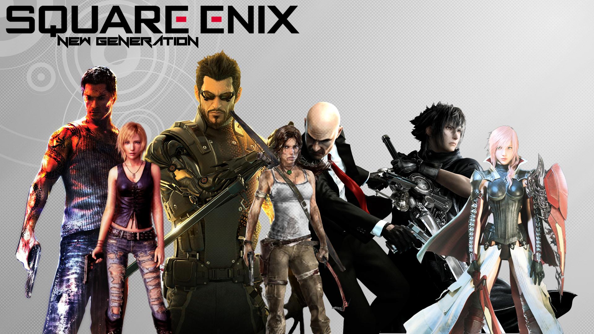 Square Enix 1