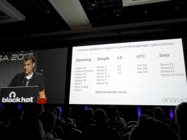 Sony และ HTC เตรียมอุดช่องโหว่ Stagefright แล้วภายในเดือนนี้ รุ่นไหนจะได้แก้ไขก่อนมาดูกัน