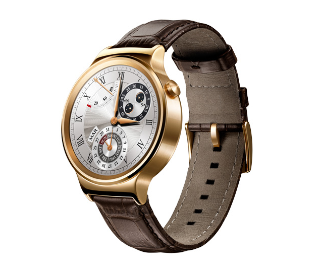 The Huawei Watch could be released next week.4