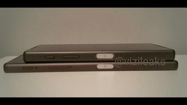 หลุดภาพ Sony Xperia Z5 และ Z5 Compact งานนี้มาพร้อมระบบสแกนลายนิ้วมือแล้วด้วย