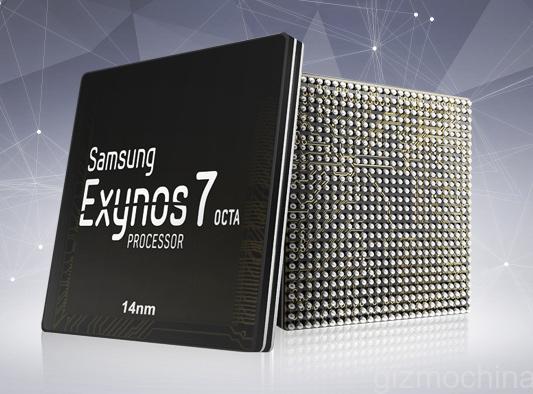 exynos 7420 logo