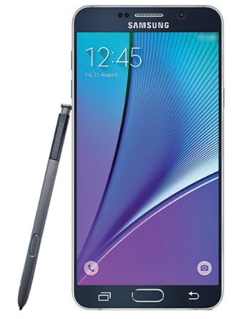 Samsung Galaxy Note 5 อาจจะไม่มีช่องใส่ MicroSD ตามข้อมูลหลุดจาก Evan Blass