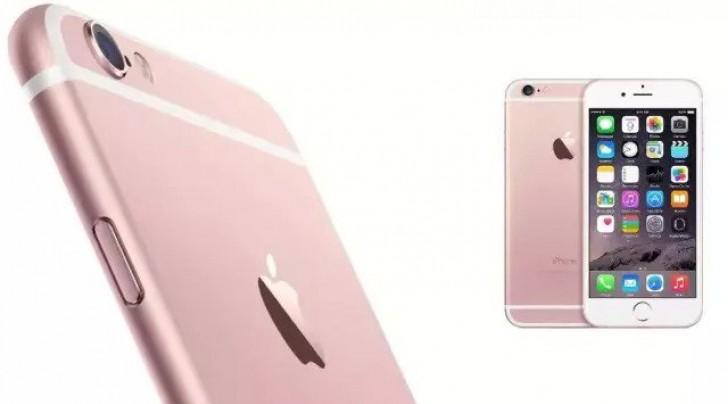 จริงหรือ? Apple จะทำ iPhone 6s และ iPhone 6s Plus สีใหม่ เพิ่มอีกหนึ่งสี เป็นสีชมพู มุ้งมิ้งเลยทีเดียว