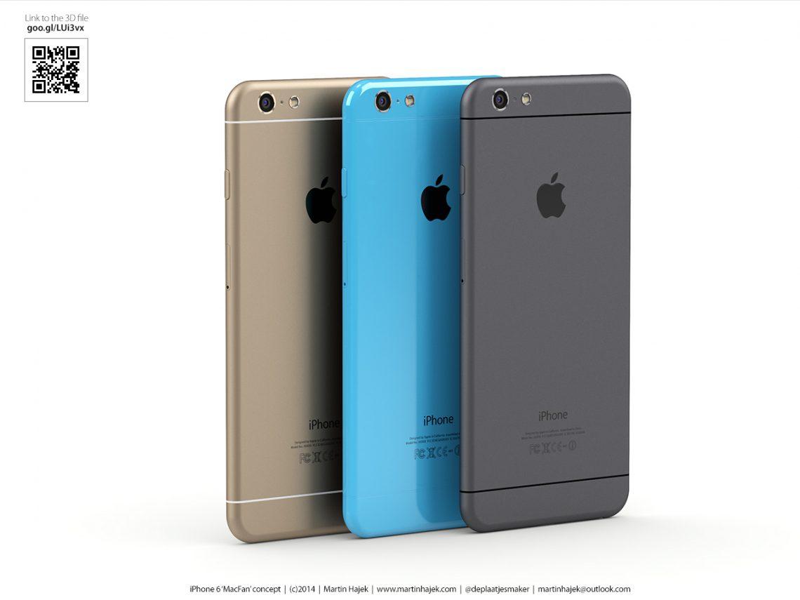 Evleaks เผย iPhone 6c อาจจะเปิดตัวพร้อม iPhone 6s และ 6s Plus