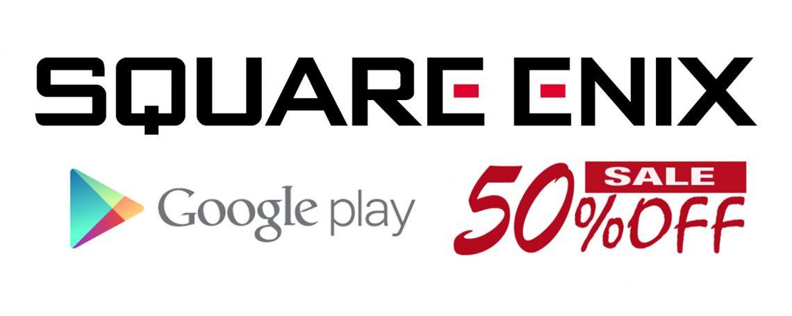 Square Enix ลดราคาเกมส์ดังใน Play Store สูงสุด 50% ทั้ง Dragon Quest VIII, Secret of Mana และ Final Fantasy รีบจัดด่วน!