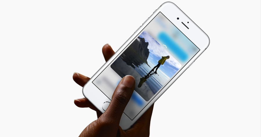 3D Touch iPhone 6S-0003