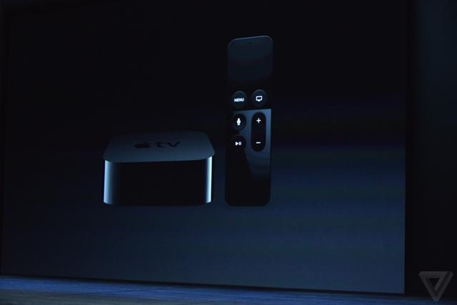 เปิดตัว The New Apple TV ลง App เพิ่ม เล่นเกมได้ สเปคแรงพอๆ กับ iPhone 6