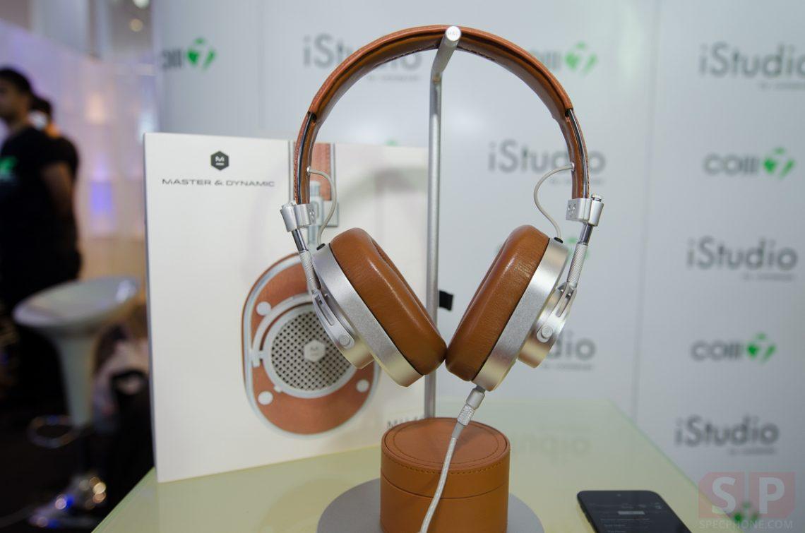 บรรยากาศงานเปิดตัวหูฟัง Master & Dynamic ที่ร้าน iStudio by Comseven สาขาเมกาบางนา
