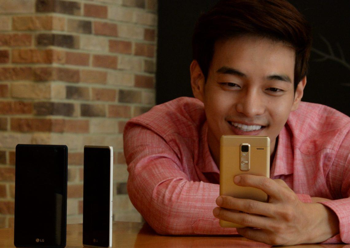 LG เปิดตัว LG Class อย่างเป็นทางการ สมาร์ทโฟนบอดี้โลหะ สเปคกลางๆ