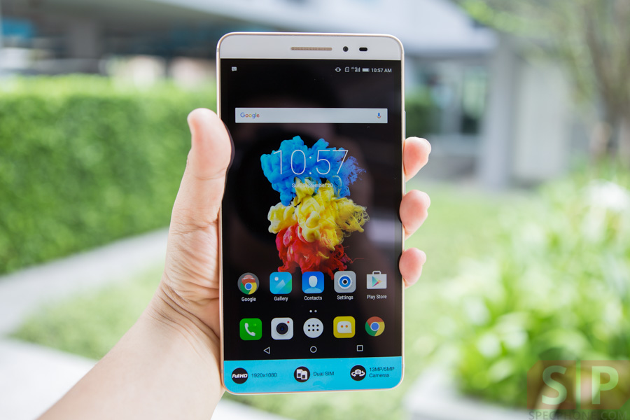 Lenovo PHAB Plus Review SP 26