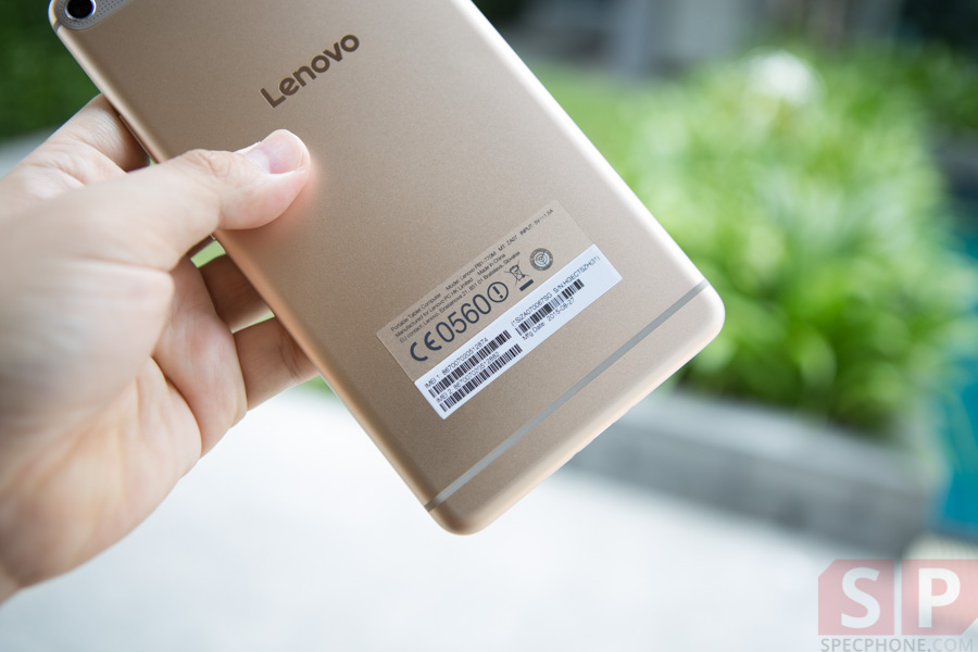 Lenovo PHAB Plus Review SP 30