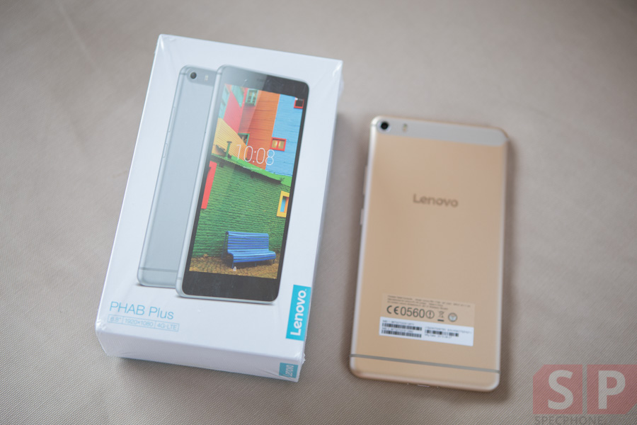Lenovo PHAB Plus Review SP-47