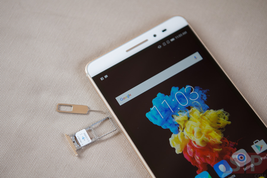 Lenovo PHAB Plus Review SP 49